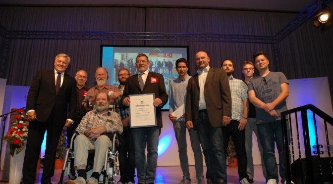 Kreis Düren honoriert unser ehrenamtliches Engagement